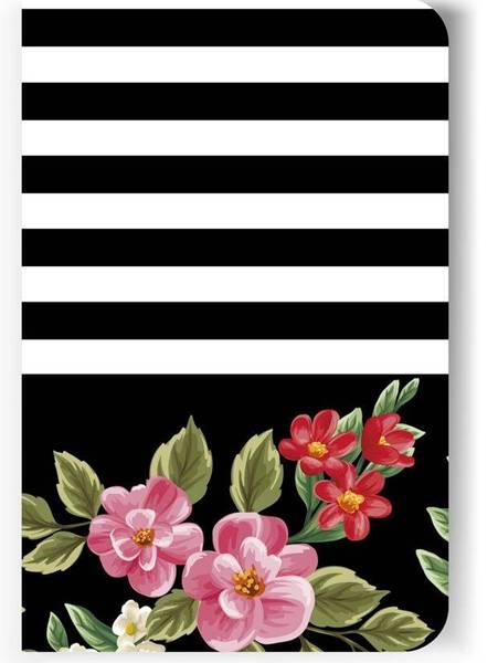 Submarino_Journal Planner Organizador Semanal - Flowers