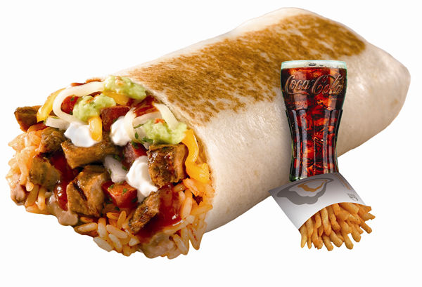 Taco Bell_Combo XXL Grilled Stuff Burrito