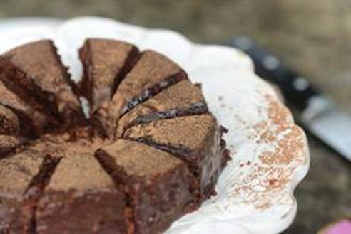 torta de chocolate Joana Carvalho