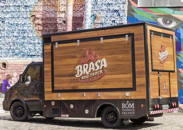 brasa truck