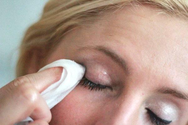maquiagem limpeza olhos beautynstyle