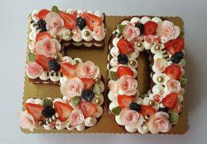 number cake 4