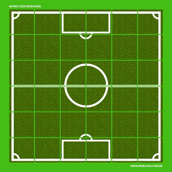 Tapete - Futebol - AMOSTRA