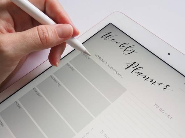 agenda anotações