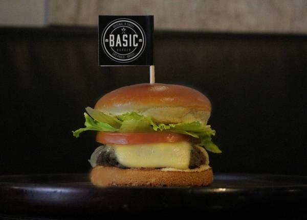 basic burger veg 2