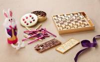 Chocolat du Jour - Coelho Choco Varetas (180g) + Lata Varieté Jogo da Velha (450g) + Barra Quebra-cabeça (95g) + Jogo de damas (480g) - R$ 98 + R$ 199 + R$ 39 (cada) + R$ 315