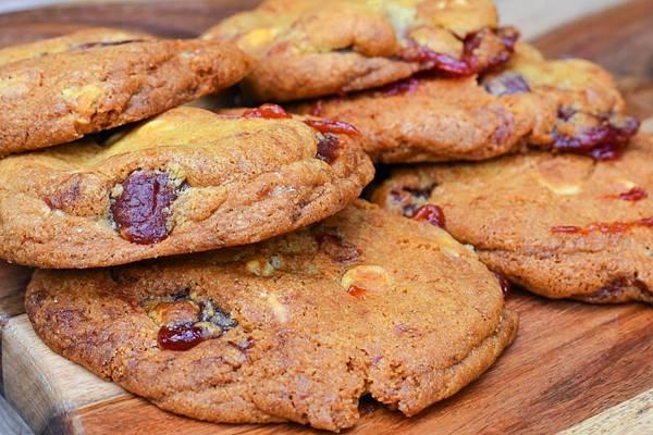 cookie de goiaba
