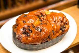 St Marché - Pão Pascal Gotas de Chocolate - R$ 29,90 (o kilo)