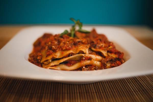 That Vegan Brand - Lasagna de Berinjela
