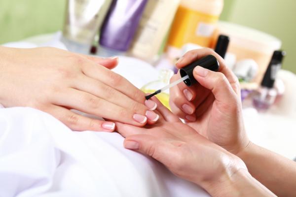 unhas manicure