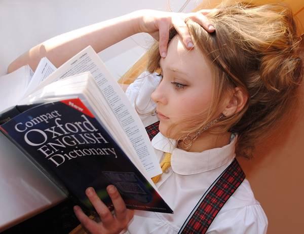 dicionario menina pixabay