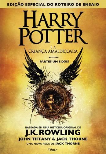 Harry Potter e a Crianca Amaldicoada - capa 3