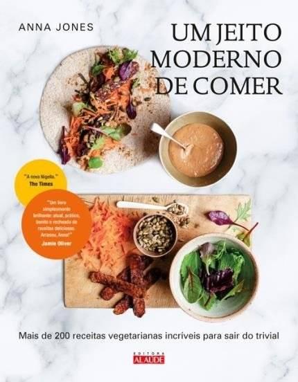 livro moderno de comer