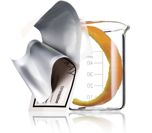 MARY KAY_TimeWise Vitamina C Activating Squares_produzida