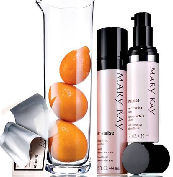 MARY KAY_TimeWise Vitamina C Activating Squares_Séruns