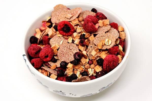 muesli cereal matinal alexas fotos pixabay