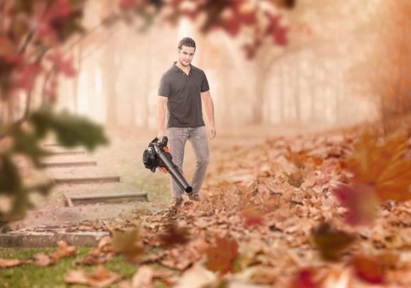 soprador folhas