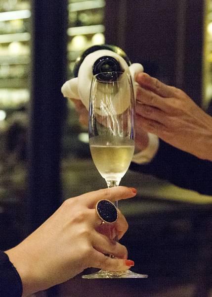 vinho champanhe