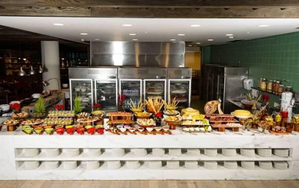 buffet grand hyatt