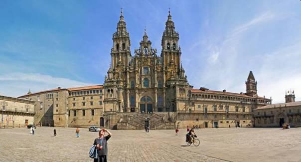 catedral santiago de compostela espanha