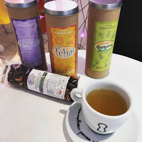 chá alice 2
