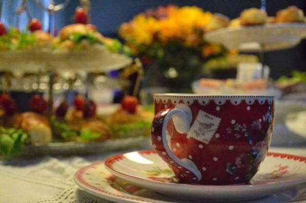 chá alice