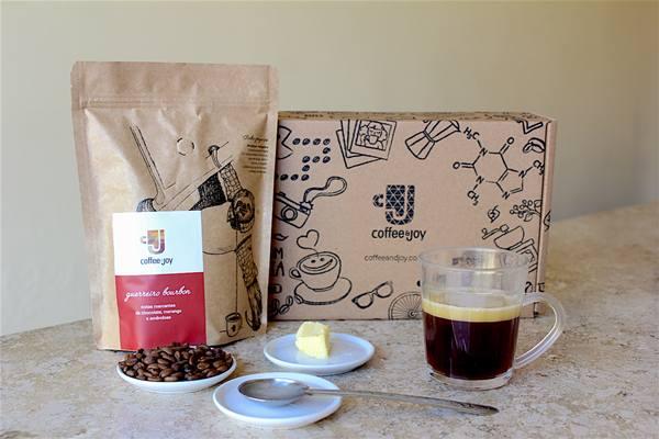 coffee and joy - receita do Bulletproof coffee 2