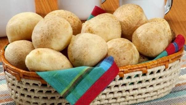 pão de queijo bunge
