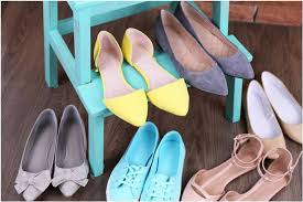 pés sapatos