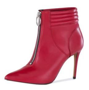 santa lolla bota vermelha