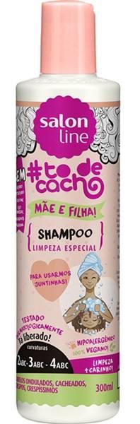 shampo limpeza especiaç