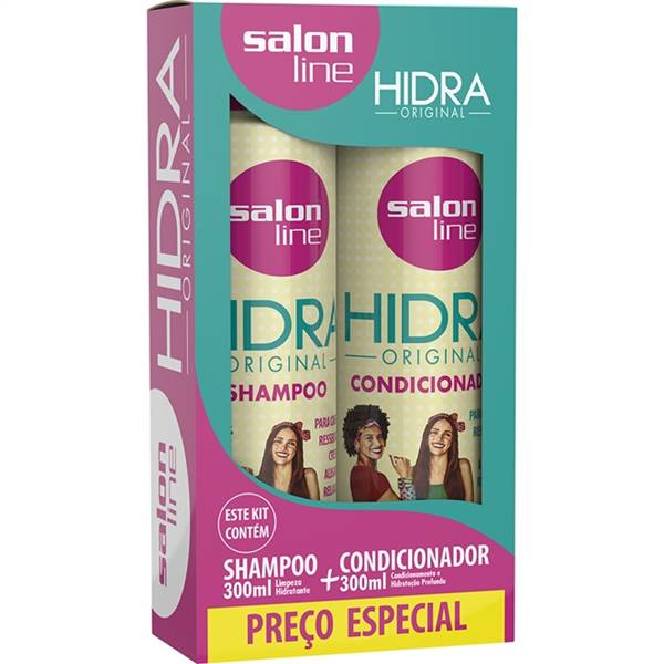 shampoo condicionador kit