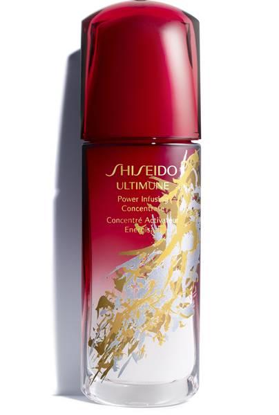 shiseido luz