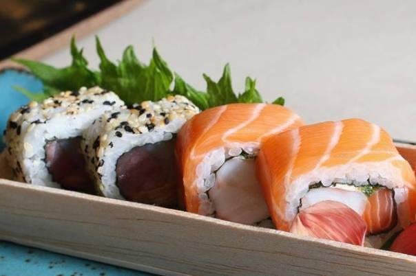 sushis e sashimis buffet grand hyatt