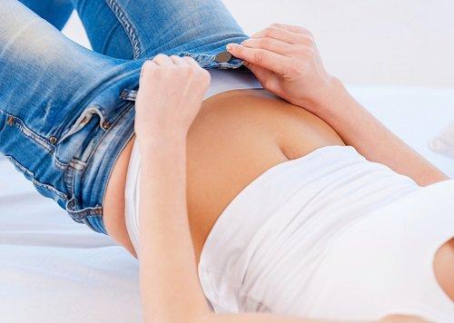 barriga inchada gezonderleven