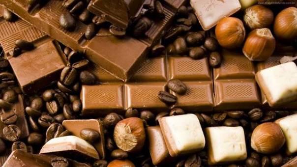 cacau e café chocolate