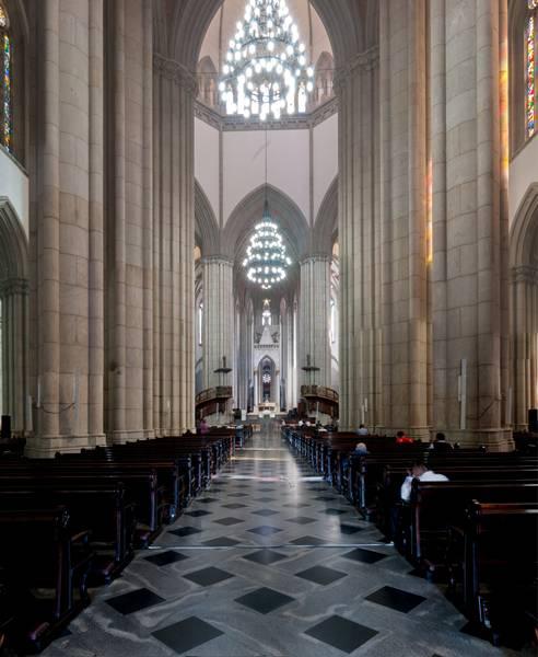 catedral da sé por dentro 2