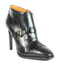 LANSY BURNISHED CALF BLACK R$ 3900 POR R$ 1950