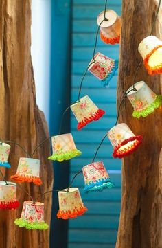 luzes festas junina
