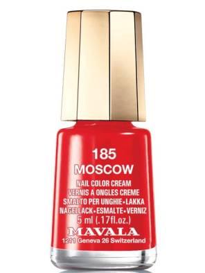 mavala vermelho