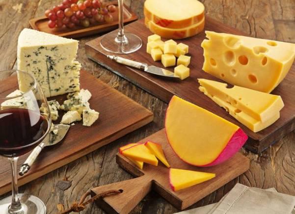 queijos tabua vinho