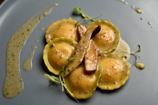 ravioli di fontina