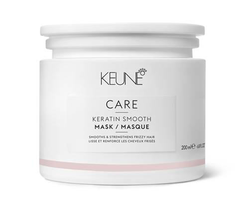21358 Care Keratin Smooth Mask 200ml jar highres