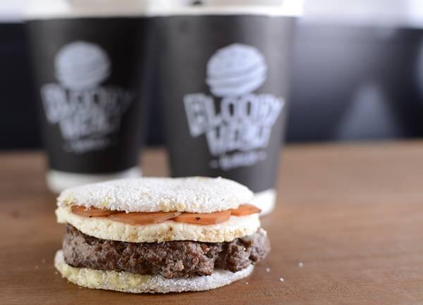 Burger4Pet, exclusividade Bloody Hell Burger para cachorros