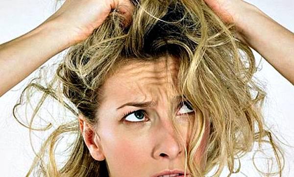 cabelo dia ruim