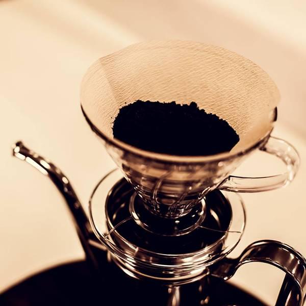 café orfeu coador coado filtro