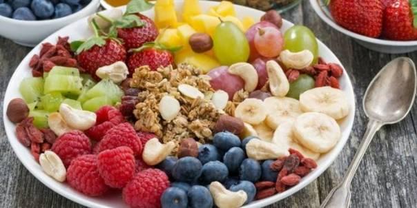 frutas com cereais pixabay