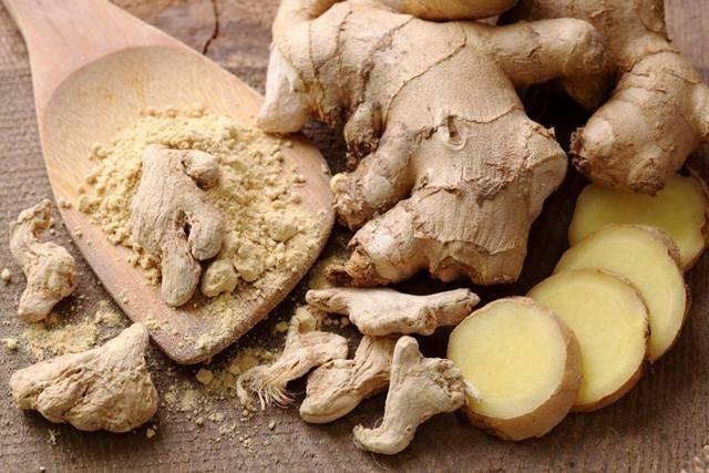 ginger gengibre