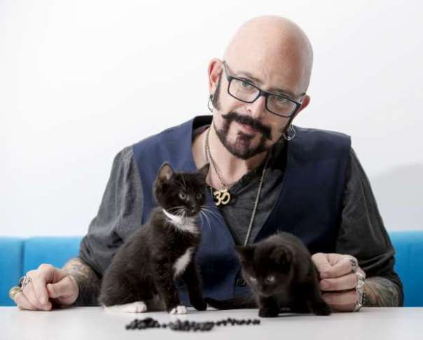 jackson galaxy e gatos