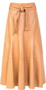 Mixzed - Saia leather mel - DE R$4.470,00 POR R$2.235,00 na compra de 5 peças